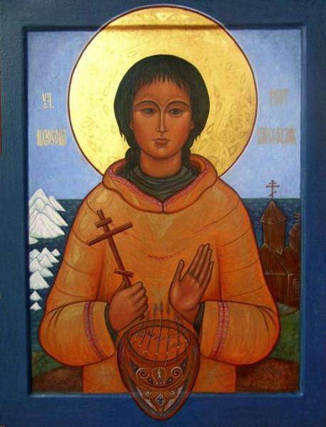 Мученик Петр Алеут 1