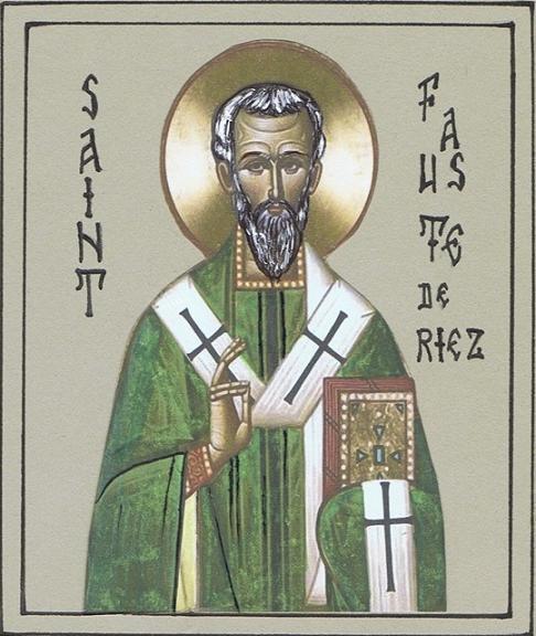 Святитель Фавст Регийский