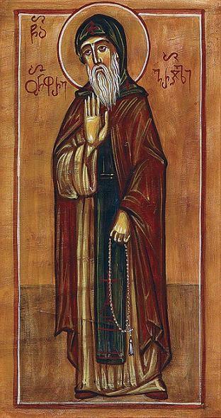 Преподобный Онуфрий Гареджийский