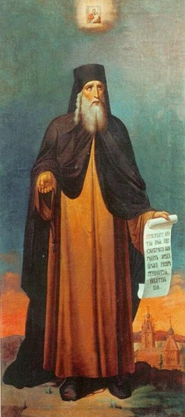 Преподобный Киприан Устюжский