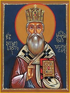 Святитель Мелхиседек I, католикос-патриарх всея Грузии