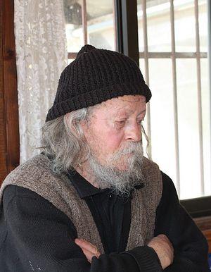 старец Гавриил Карейский