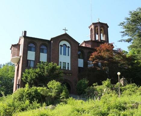 Капхёнский Преображенский монастырь, Корея