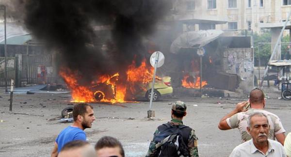 боль Сирии