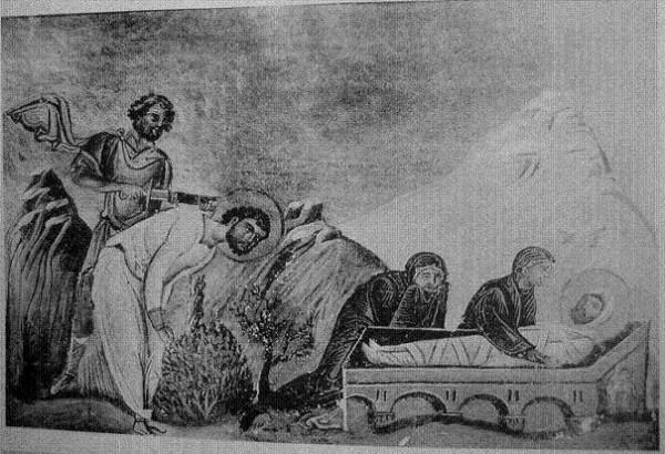 Мученик Давикт (Авдакт, Адавкт) Эфесский, Мелитинский