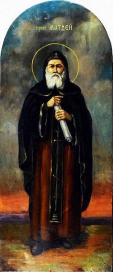 преподобный Матфей  игумен Шацкого Чернеевского монастыря