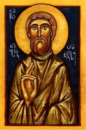 Преподобный Иосиф Мохеве, чудотворец