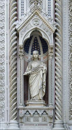 Святая Репарата. Флорентийский кафедральный собор (La Cattedrale di Santa Maria del Fiore), Италия