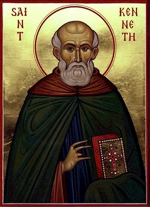Преподобный Кеннет Агабойский (Килькенийский), игумен Агабойский