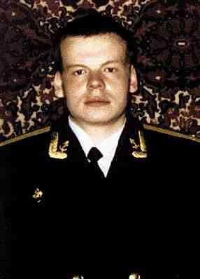 Дмитрий Романович Колесников