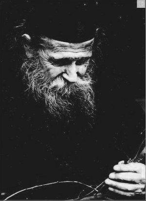 Отец Савва, ученик Иллариона Грузина