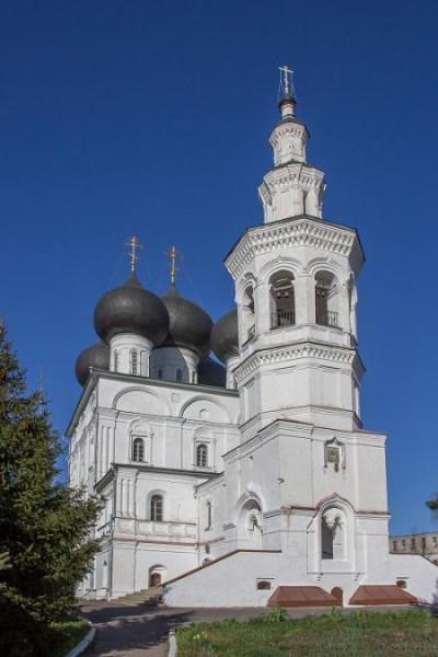 Церковь Николая Чудотворца во Владычной слободе - Вологда