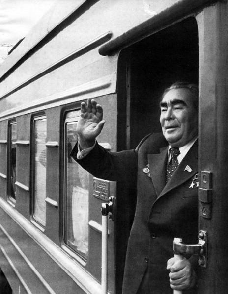 Поездка Брежнева по Транссибу, ранняя весна 1978