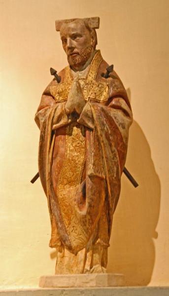 Священномученик Венигн, «апостол Дижонский» ( St. Benignus of Dijon)