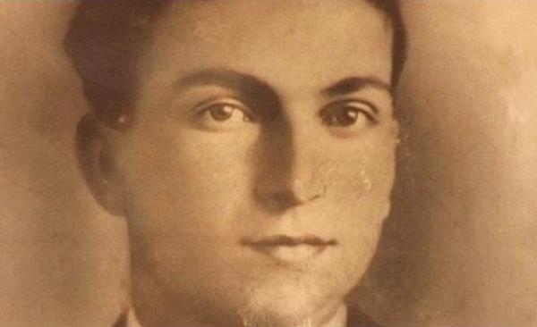 Гойко Стойчевич - студент Богословского факультета