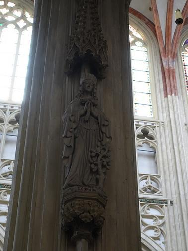 Одрада Баэленская Кафедральный собор Святого Яна, Нидерланды