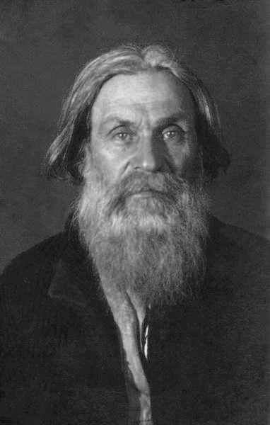 Преподобномученик Иоанникий (Дмитриев), архимандрит в тюрьме НКВД перед расстрелом