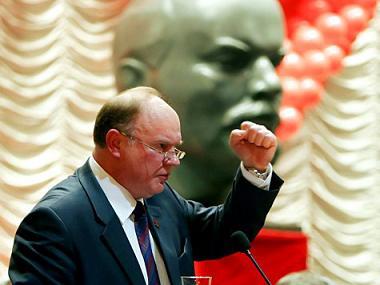 Зюганов Геннадий Андреевич, Председатель ЦК КПРФ, руководитель фракции КПРФ в Госдуме ФС РФ