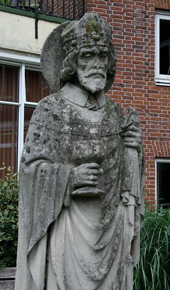 Святитель Радбод (нидерл. Radboud, Ratbod), епископ Утрехта
