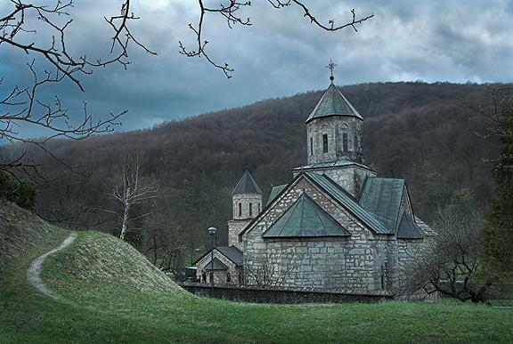 Монастырь Моштаница, Босния