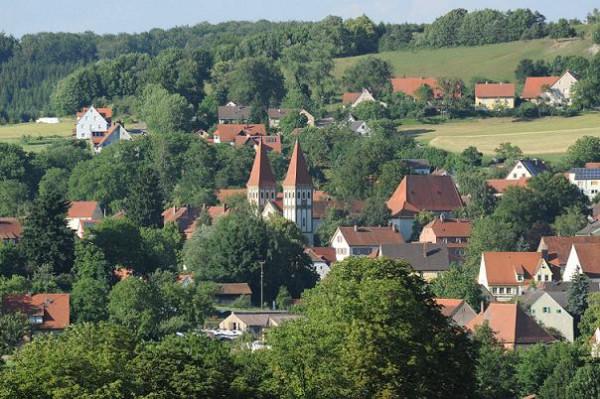 Монастырь Хайденхайм (нем. Kloster Heidenheim)