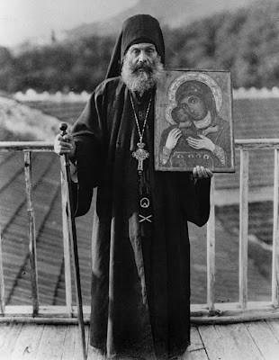 Старец Кодрат (1859-1940 13 февраля), игумен монастыря Каракалл
