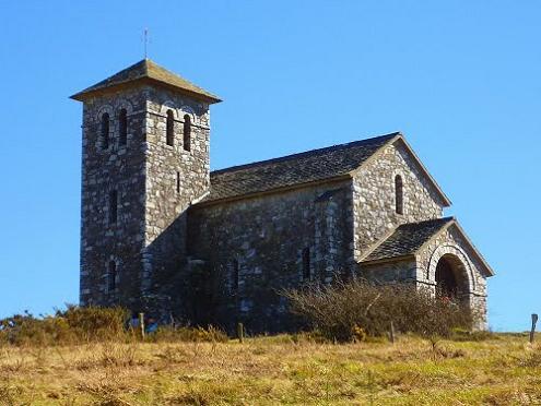 Церковь святого Ферреола (La Capelette Saint Ferréol), Франция