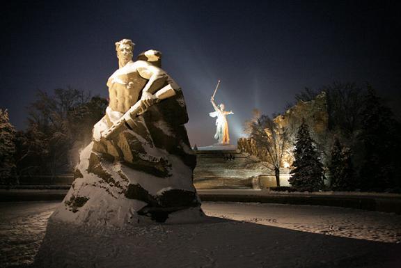 победа в Сталинградской битве