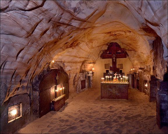 о. Иоанн Крестьянкин могила
