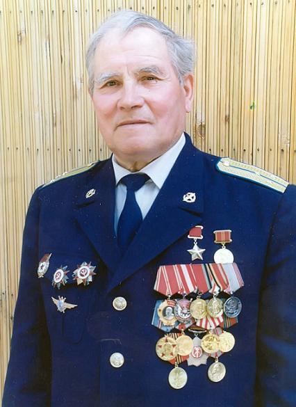 Михаила Петровича Девятаев