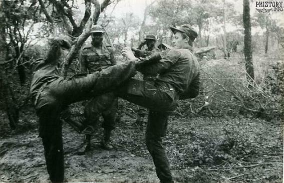 Советские военные специалисты. Республика Ангола. 1976 - 1989 года