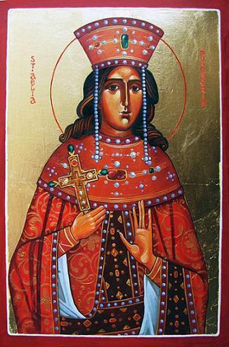 Блгв. царица Пульхерия