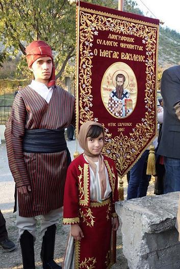 Новый храм Паисия Святогорца в Греции 4