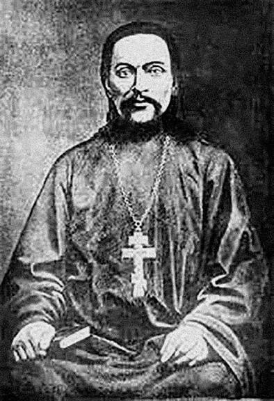 праведный Александр Вологодский (Баданин)