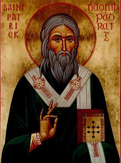 Святитель Патрик Ирландский