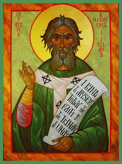 Святитель Патрик Ирландский 1