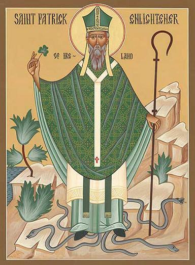 Святитель Патрик Ирландский 2
