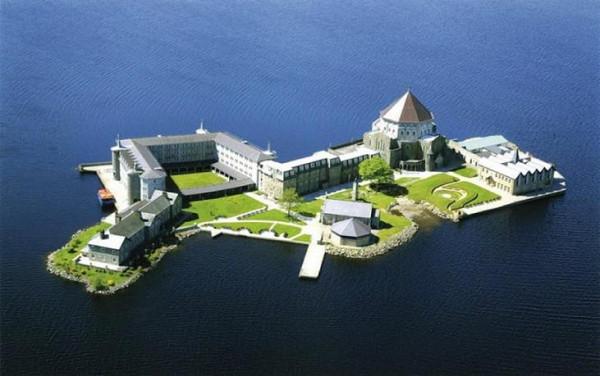 Святого Патрика Пристанище о. Лох Дерг, Ирландия