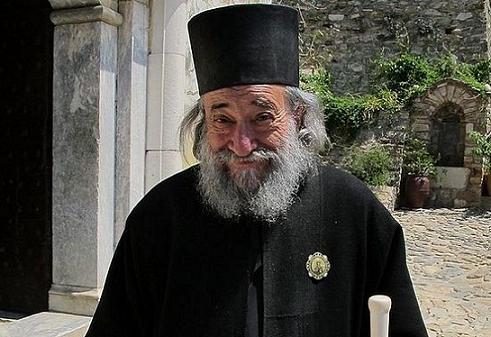 Старец Григорий (Зумис)