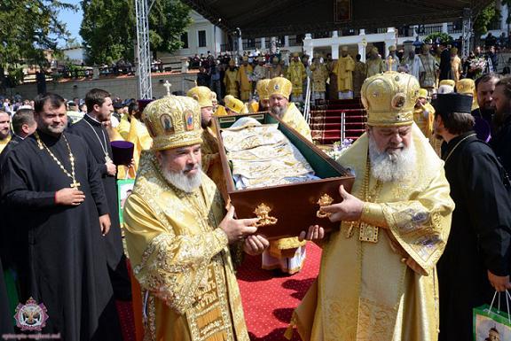 Митр. Кишиневский Гавриил (Банулеско-Бодони), канонизация