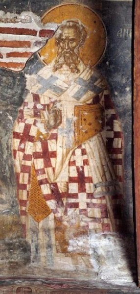 Святитель Аниан Александрийский, епископ