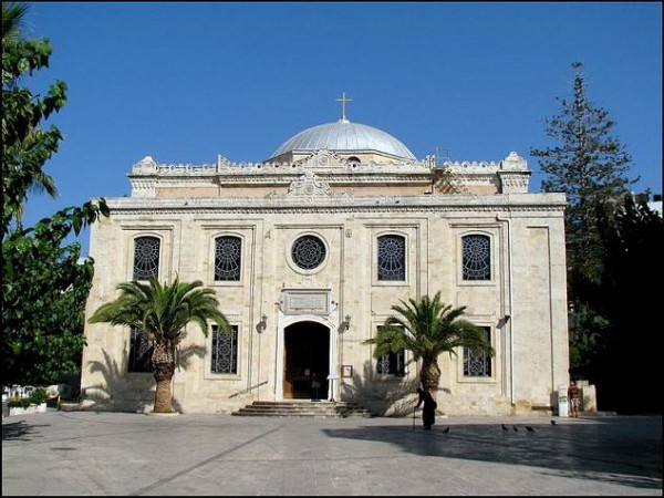 Собор ап. Тита, Ираклион, Крит, Греция