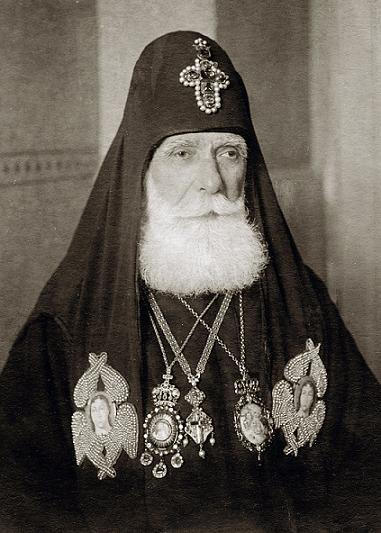 Святитель Каллистрат (Цинцадзе), католикос-патриарх всея Грузии