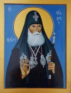 Святитель Каллистрат (Цинцадзе), католикос-патриарх всея Грузии 1
