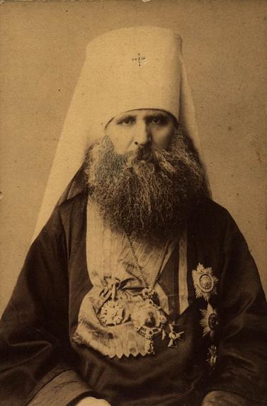 Святитель Иоанникий (Руднев)