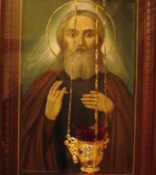 п...Преподобный Феофил, Омучский, Лужский, Коневецкий