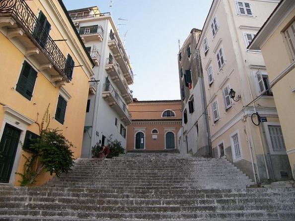 керкира музей визант