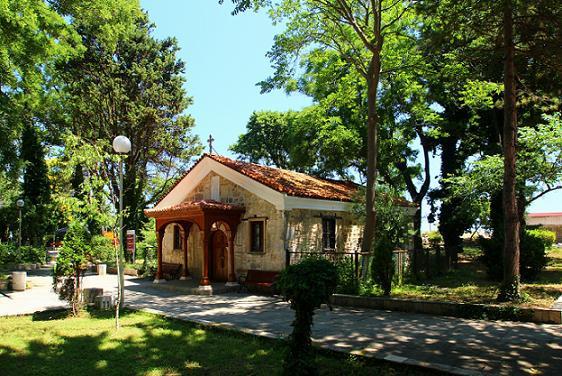 храм св. Зосимы в Созополе, Болгария