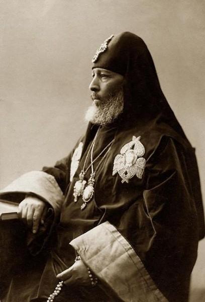 Священномученик Кирион III (Садзаглишвили), архиепископ Мцхетский и Тбилисский