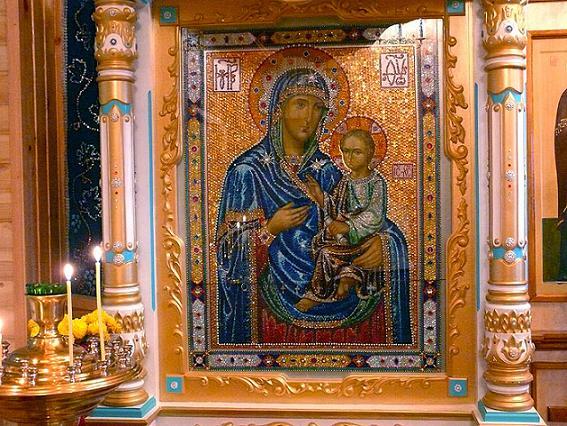 Икона Пресвятой Богородицы Сукневичская